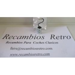CONDENSADOR DELCO SEAT-124...