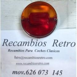 PLASTICO TRASERO AMBAS MANOS  SEAT-850 normal