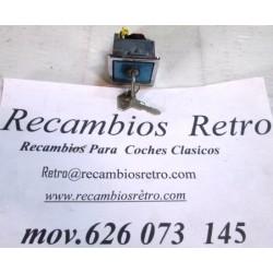 CERRADURA CON LLAVE PORTON RENAULT-21