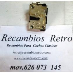 CERRADURA PUERTA DERECHA RENAULT-CLIO