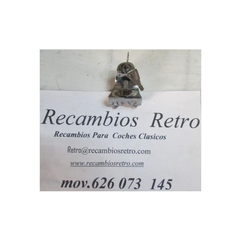 CERRADURA CAPO MOTOR ACCESORIO.SEAT-850 ........... 10 EUROS