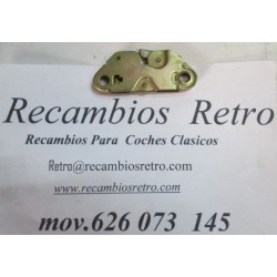 CERRADURA CAPO TRASERO INTERIOR  SEAT-131-1430/1600