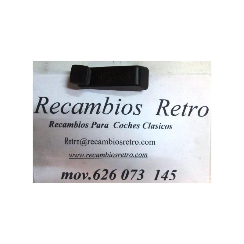 MANETAS ALZCRISTALES NEGRA SEAT-RONDA